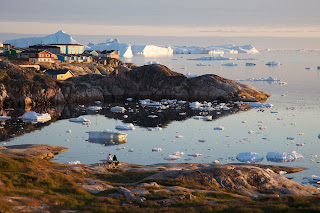 Ilulissat coast