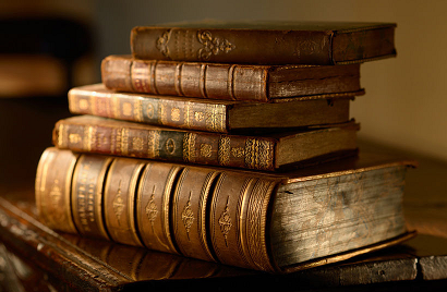 Consult the old books