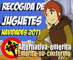 AE RECOGIDA JUGUETES 2011