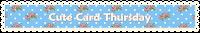Cute Card Thursday