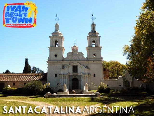 Estancia de Santa Catalina, Cordoba, Argentina