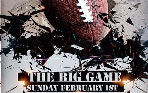 Free Flyer Templates Football Super bowl 2015 superbowl – Sports Flyers Templates Free