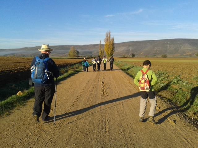 Camino francés - Done Jakue bidea / Camino de Santiago: 820km