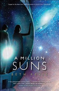 Book Cover A Million Suns (Across the Universe, #2) by Beth Revis