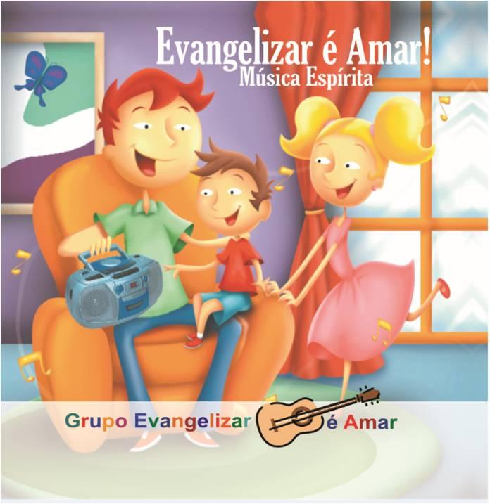 CD Evangelizar é Amar 1
