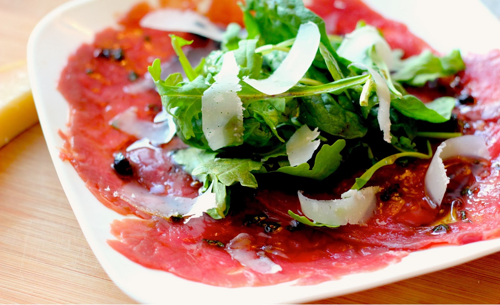 Food for Hunters: Venison Carpaccio with Juniper Berry and ...