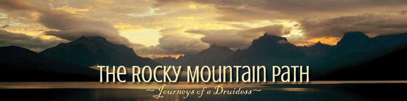 the rocky mountain path
