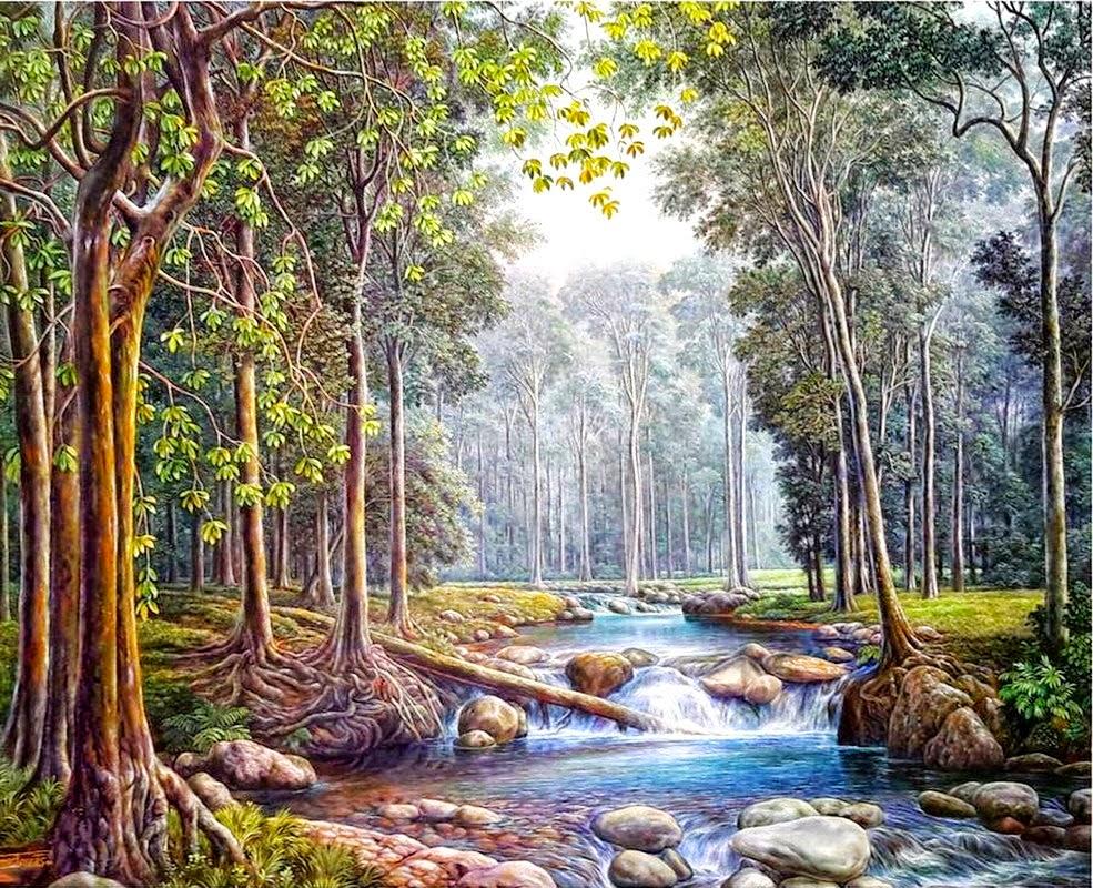 paisajes-selvaticos-pinturas-imagenes