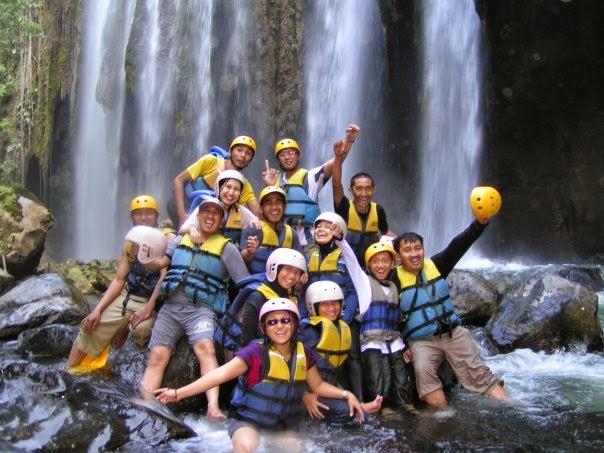Paket Wisata Bromo Rafting Pekalen