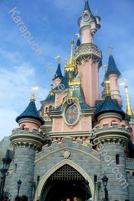 Chateau de la Belle au bois dormand disneyland