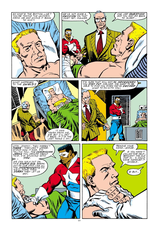 Captain America (1968) Issue #350 #282 - English 12