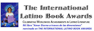 MI LIBRO AMOR ETERNO A TRAVES DE LAS DIMENSIONES NOMINADO EN: THE INTERNATIONAL LATIN BOOK AWARDS