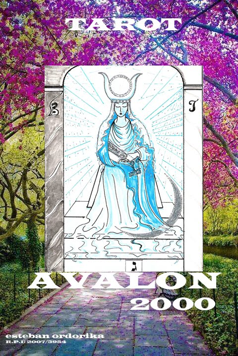 """TAROT Avalon 2000"""