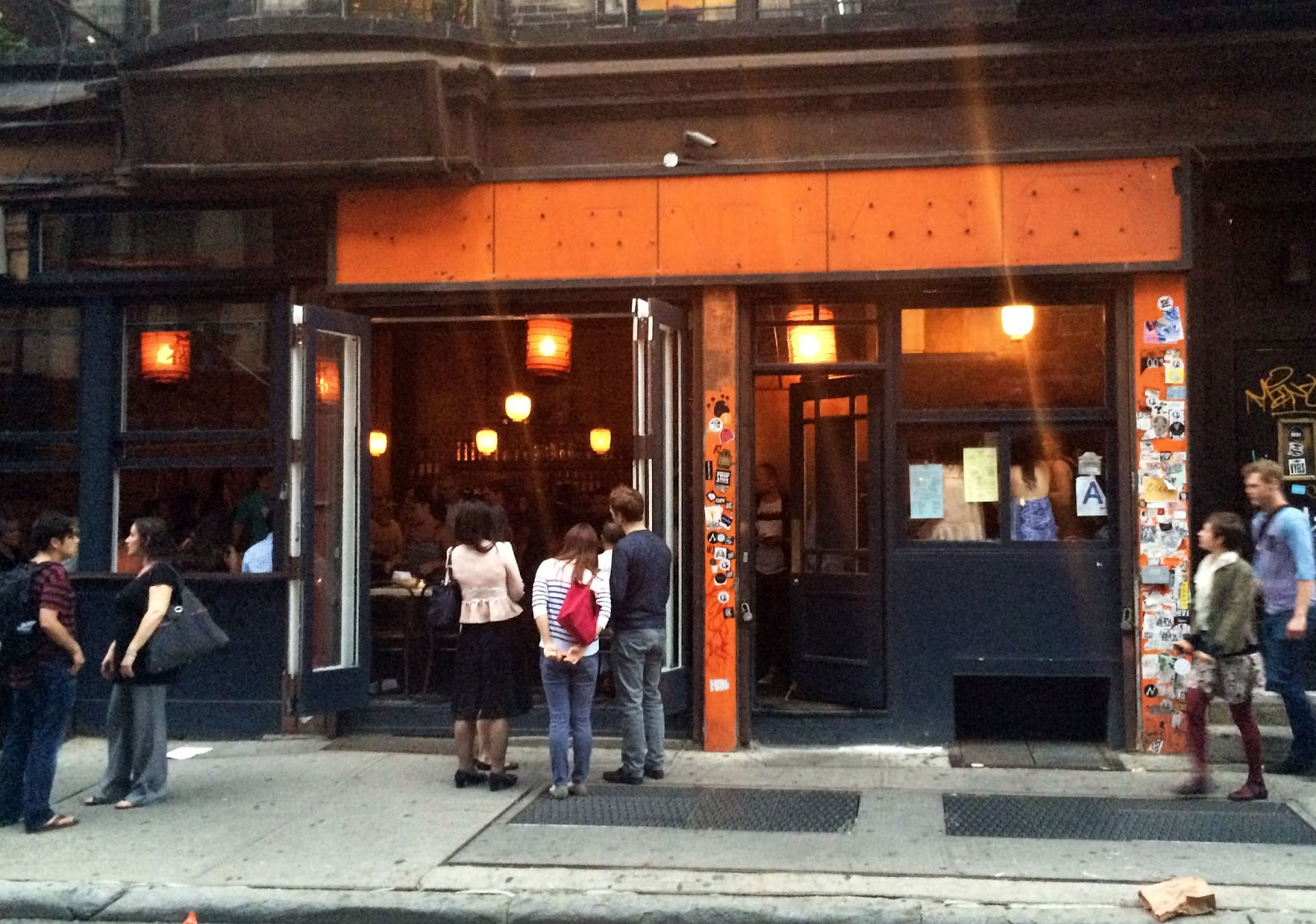 Meet Me In Midtown Nyc Dining Barrio Chino Mexican