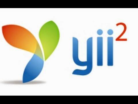 Yii Framework 2.0.2