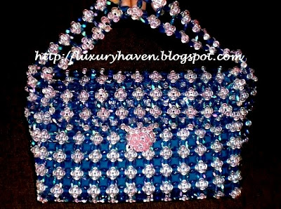 beautiful diy jewel bag