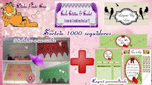 SORTEIO 1000 SEGUIDORES