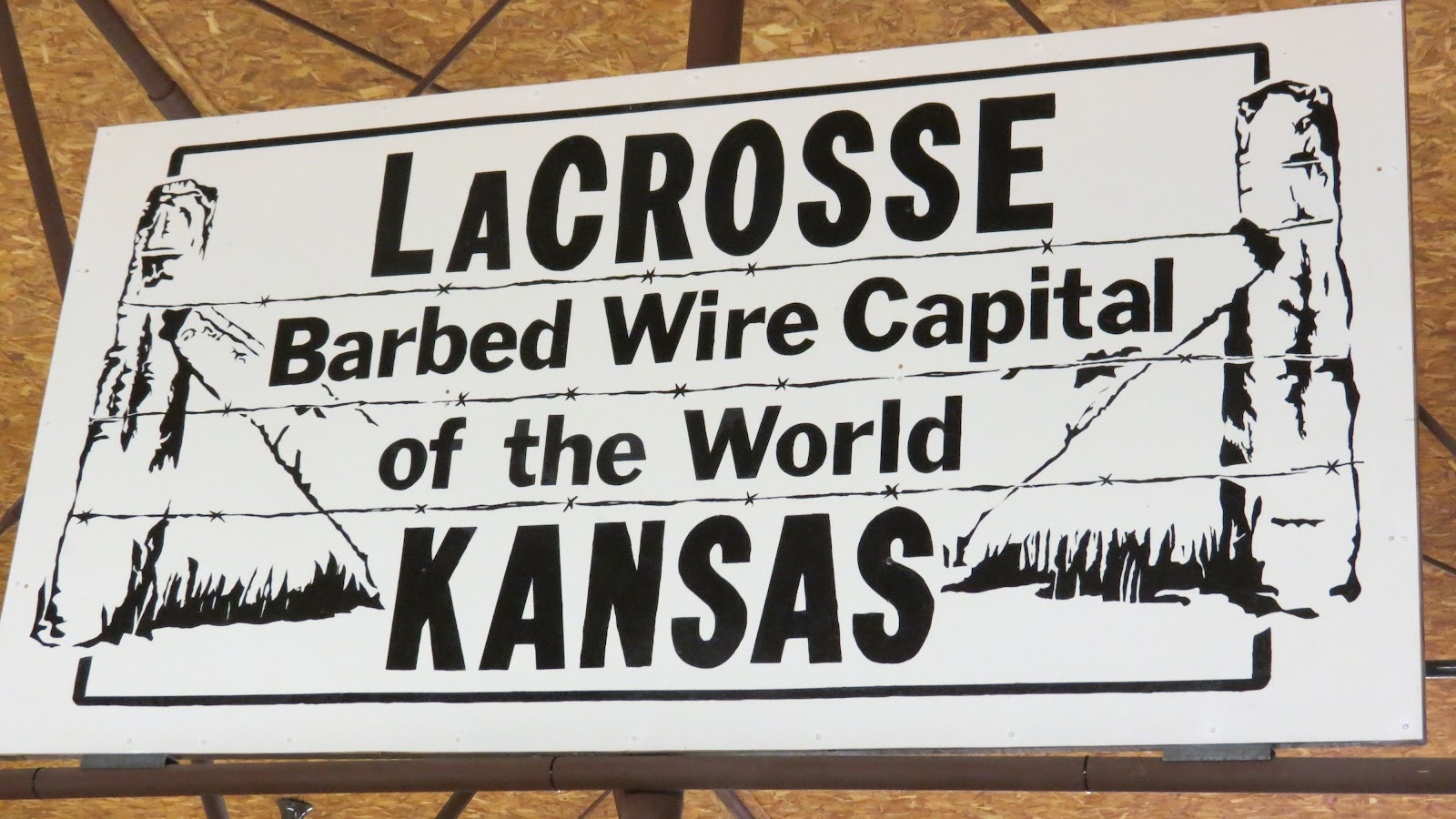 Where\'s Liz-2012?: Post Rock and Barbed Wire Museum