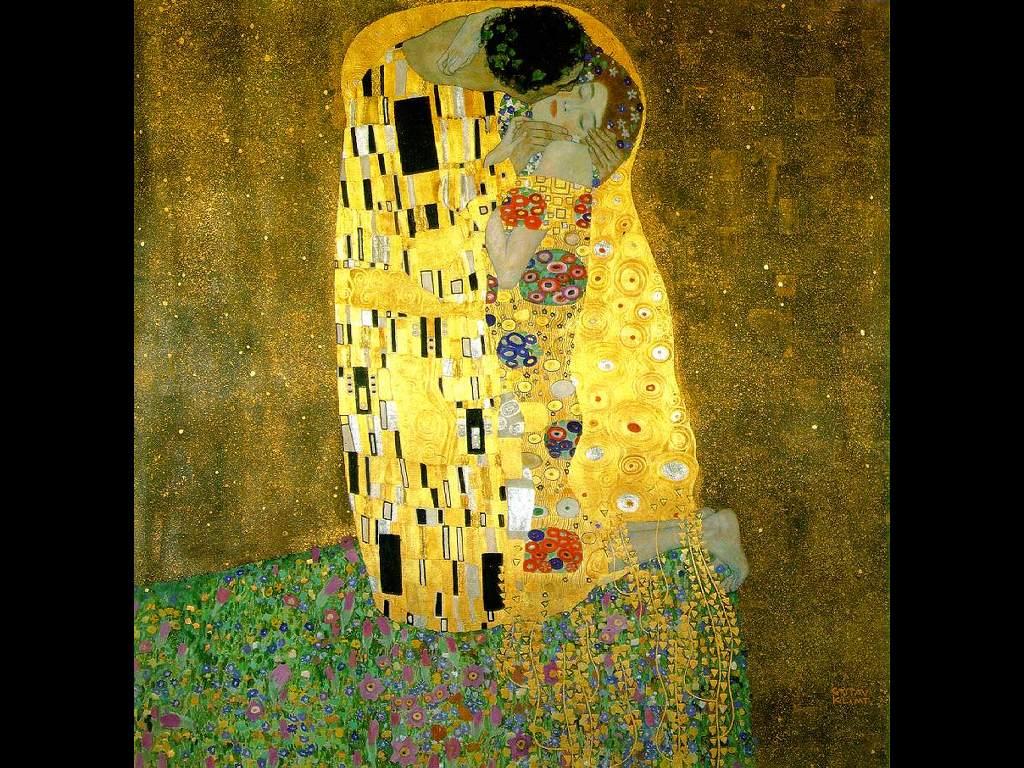 DE L'ART ...OU DU COCHON ? - Page 4 Gustav+Klimt+Resim
