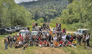 Maybankers Offroad Trip 2012