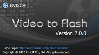 Kvisoft Video To Flash 2.0.0