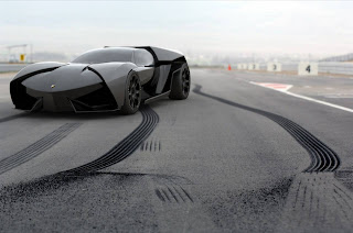 Stunning Design Lamborghini Ankonian HD Wallpaper