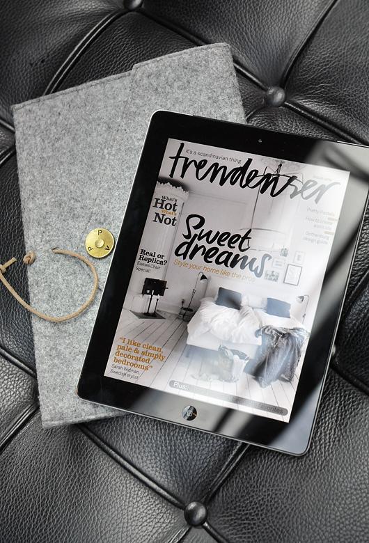Un nouveau magazine iPad