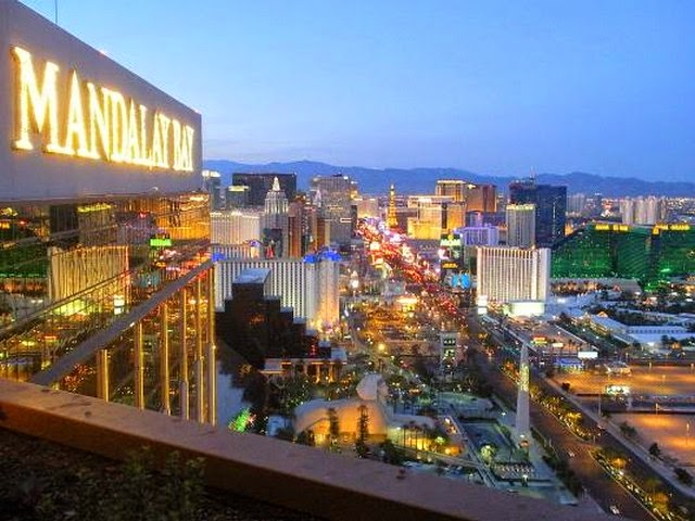 84. Las Vegas Strip (Las Vegas, USA)