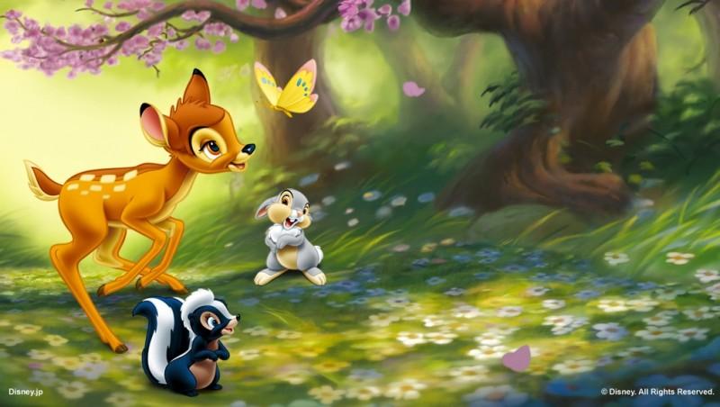 HD Desktop Wallpaper: bambi wallpapers | 800 x 452 jpeg 83kB