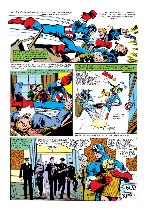 Captain America (1968) Issue #250 #165 - English 3