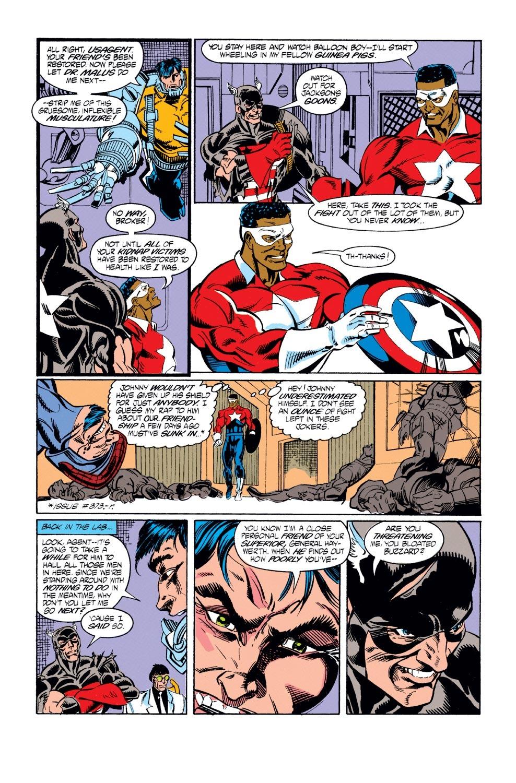 Captain America (1968) Issue #378 #311 - English 19