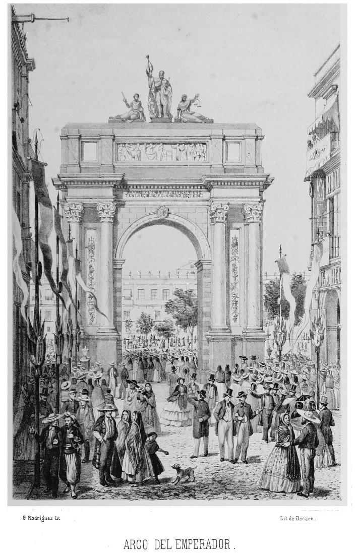 Arco del Emperador