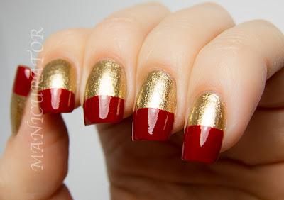elegant french tips simple nail art with zoya ziv and rekha