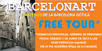 """FREE TOUR"" POR LA MISTERIOSA BARCELONA GTICA."