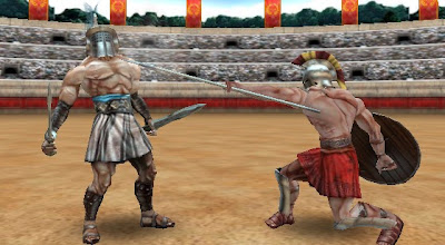 ������ �������� Gladiator Gladiators walkthrou