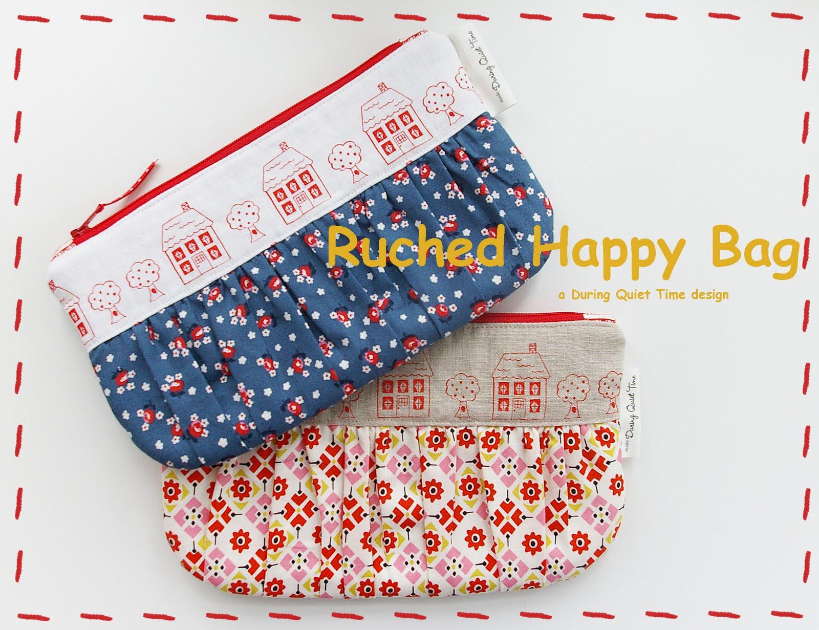 Pocketbook Patterns : Scalloped Dresden Bag Free Pattern