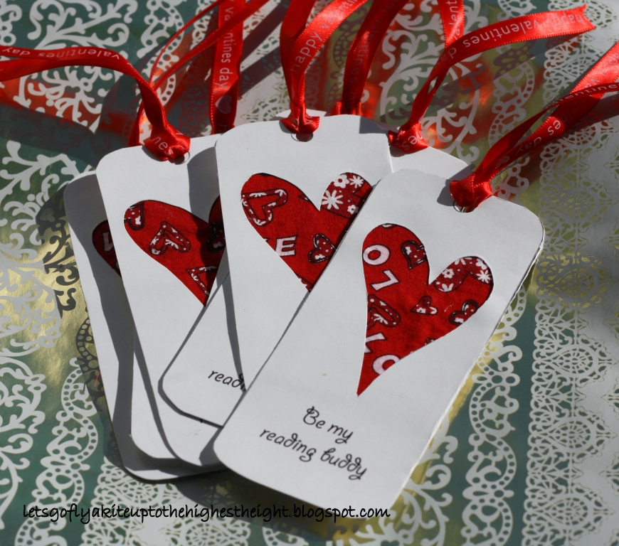 lets go fly a kite - Valentines For Kindergarten Class