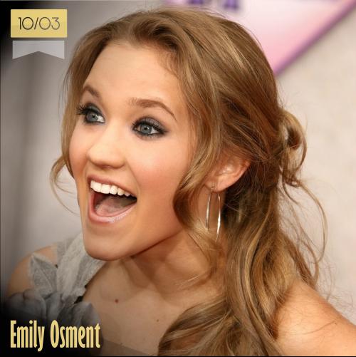 10 de marzo | Emily Osment - @EmilyOsment | Info + vídeos