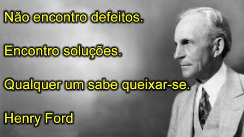 Henry Ford, Frases