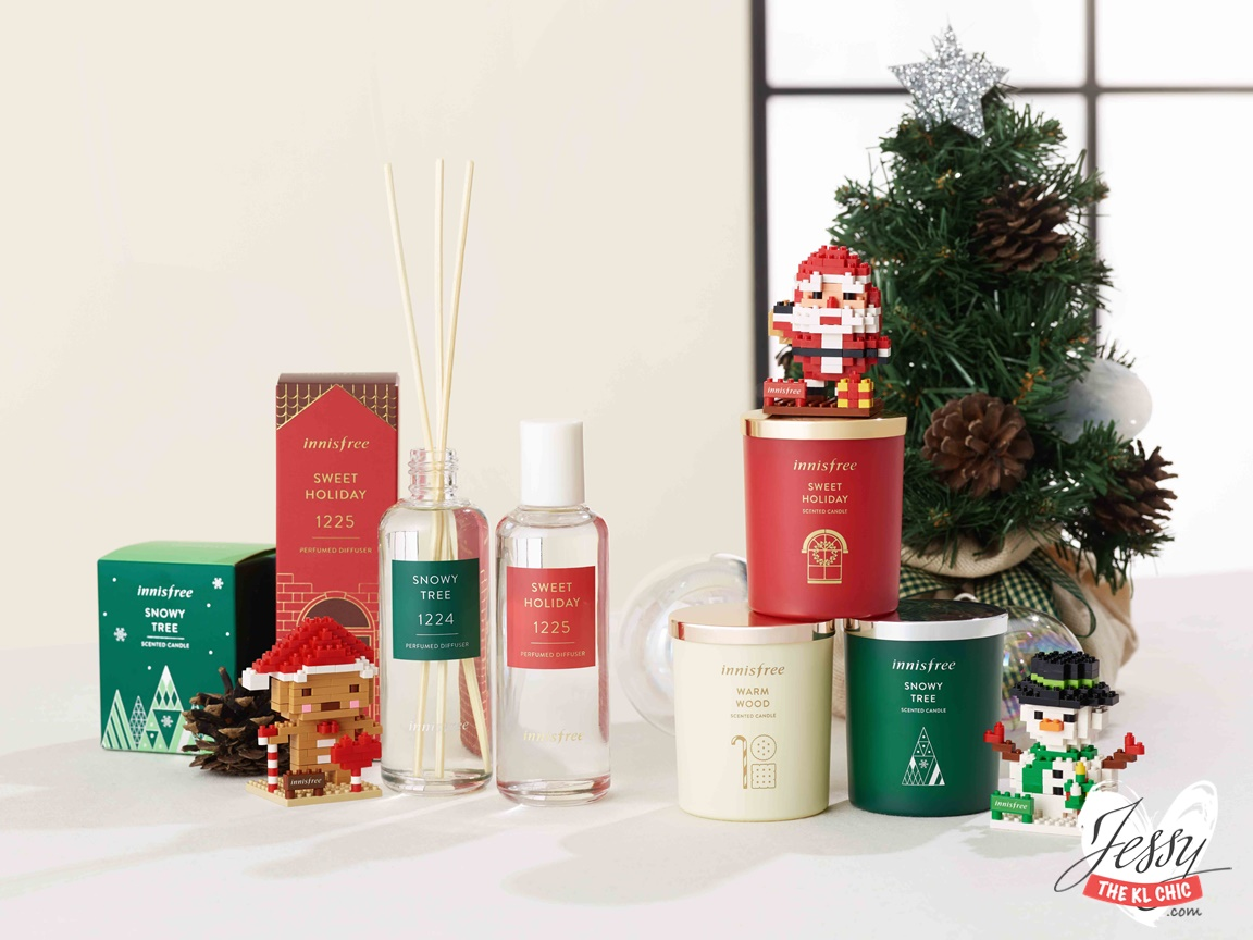 Beauty: Innisfree Green Collection 2015 | Must Have Products For Christmas