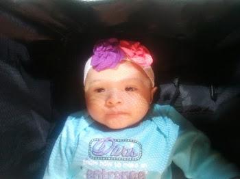 Izara Faeza - 2 months