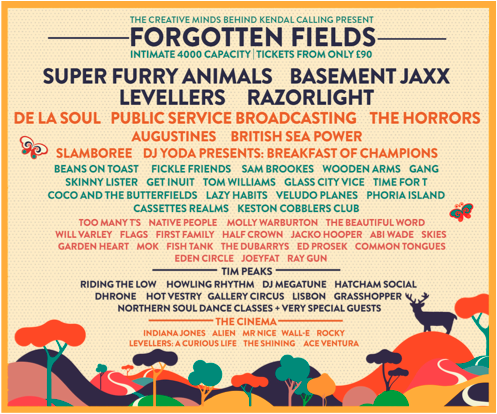 Forgotten Fields Festival