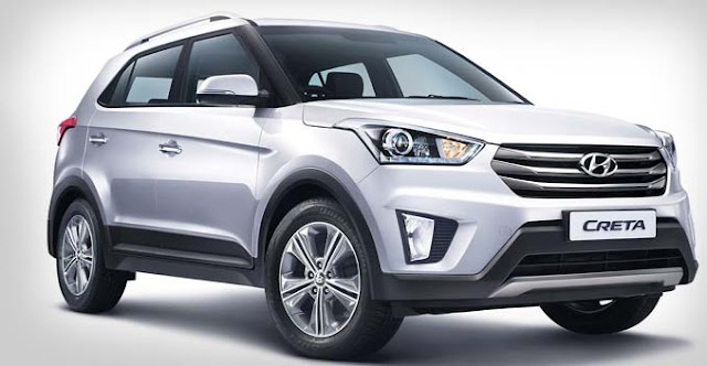 Hyundai Creta Launch India