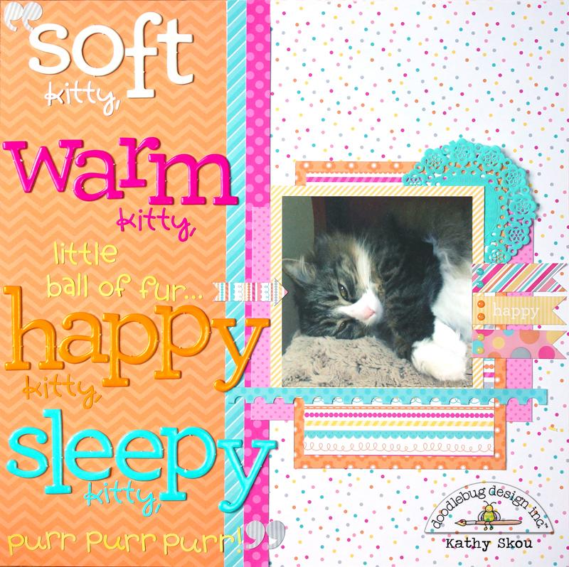 love kitten squishy