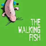 walking fish cover