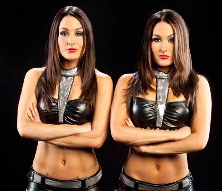Las Gemelas Bella WWE