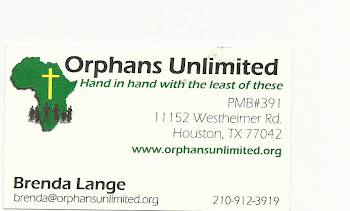 Orphans Unlimited
