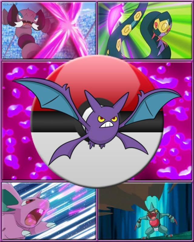 Pokemon Coral xD: Clasificacion de Tipos Pokemon