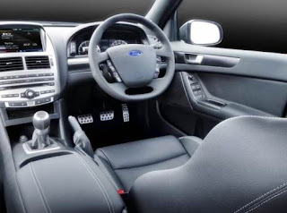 Ford Falcon FG XR8 Interior