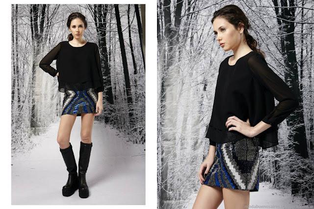 Moda invierno 2015 Penny Love.